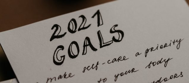 Start The Year With Some Healthy Goals